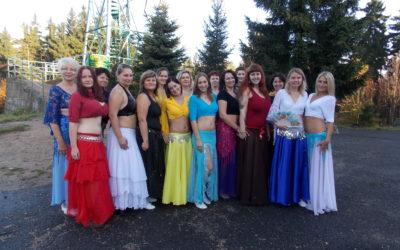 Jarní taneční seminář